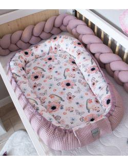 Kokon niemowlęcy Wafel Wiosna