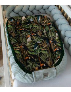 Kokon niemowlęcy Wafel Tropical