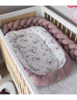 Kokon niemowlęcy Wafel Magnolie