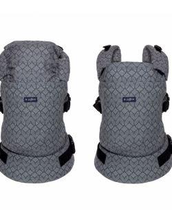 Nosidełko ergonomiczne Care Geo Blue steel
