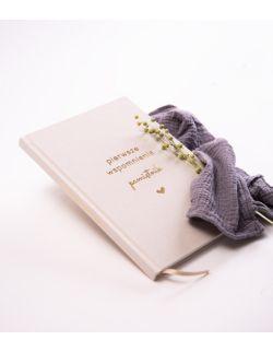 """Pamiętnik dziecka ,,Pierwsze wspomnienia"""" Ivory"""
