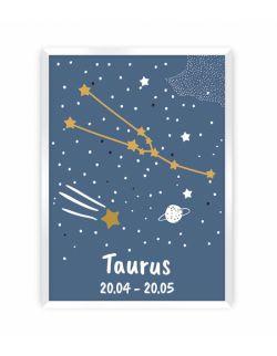 Obrazek Zodiac Taurus 30 x 40