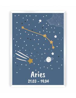 Obrazek Zodiac Aries 30 x 40
