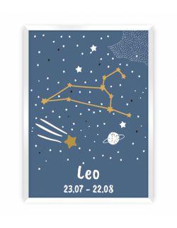 Obrazek Zodiac Leo 30 x 40