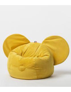 pufa ears żółta