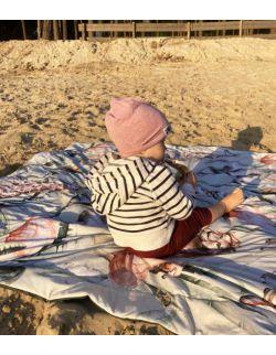 Koc piknikowy w plecaku African Life