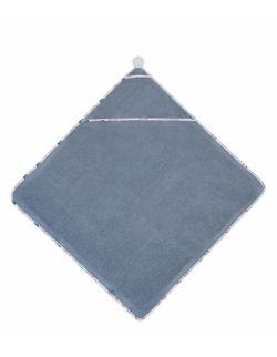 Szumisie, Ręcznik bambusowy 75/75 jeansowy