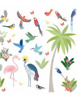 Naklejki ścienne ptaki