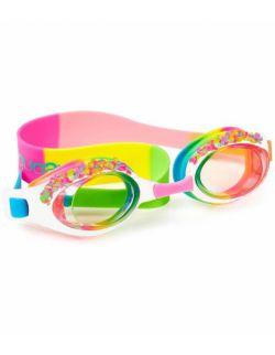 Okulary do pływania Aqua2ude, Snocone Pink, Różowy sorbet, Bling2o