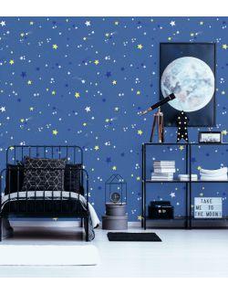 tapeta niebo nocą