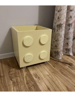 Pojemnik do przechowywania na kółkach Blocks