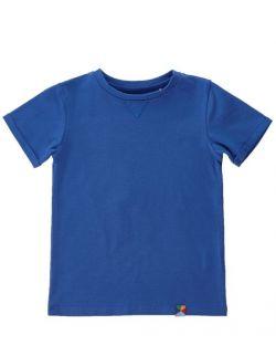 T-SHIRT - niebieski