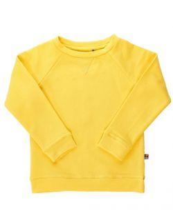 BLUZA DRESOWA - żółty