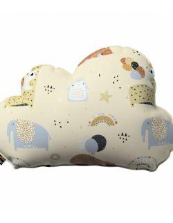 Poduszka Soft Cloud beżowa