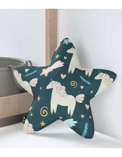 Poduszka Lucky Star jednorożce