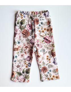 Spodnie vintage garden