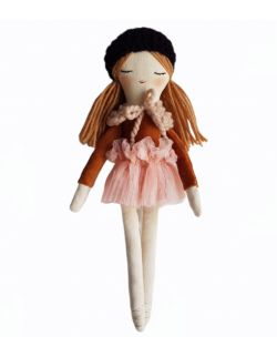 ekologiczna lalka PARYŻANKA ROSE