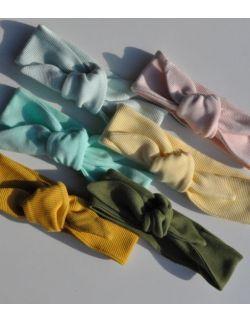 Opaski w 6 różnych kolorach