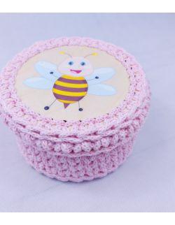 Koszyk z pszczółką