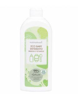 Ekologiczny płyn do mycia butelek, smoczków i naczyń 500 ml NATINATURALI