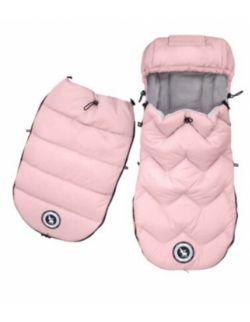 Śpiworek całoroczny 2w1 ARCTIC - Różowy