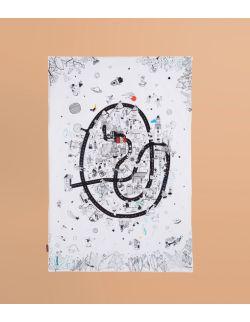Mata edukacyjna miękka/Narzuta | Kraina z Liśćmi | 100x150 cm