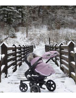 Be velvet! Śpiworek zimowy - Smoothie (newborn 0-12mcy)