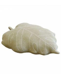Poduszka Baby Leaf Olive Lorena Canals