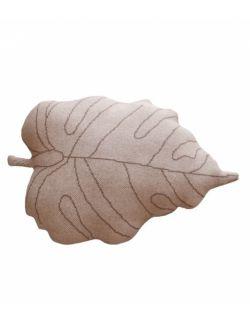Poduszka Baby Leaf Rose Beige Lorena Canals