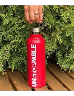 Butelka termiczna ze stali nierdzewnej Red 0,75l H&H LIFESTYLE