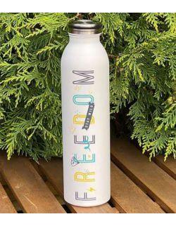 Butelka termiczna ze stali nierdzewnej Freedom 0,75l H&H LIFESTYLE