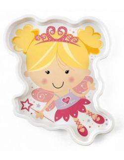 Talerzyk dla dziecka księżniczka 4m+ LULABI