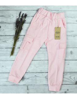 Bojówki modne spodnie dziecięce