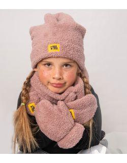 rękawiczki puder zima