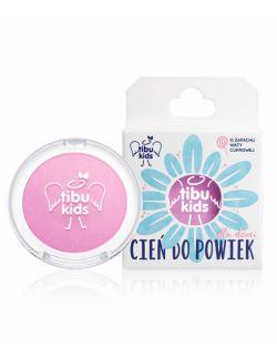 Cień do powiek dla dzieci o zapachu waty cukrowej - kolor różowy