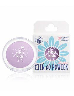 Cień do powiek dla dzieci o zapachu waty cukrowej – kolor fioletowy