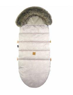 Śpiworek Zimowy Z Futrem Beige Lanila L/XL (1-3 Lat)