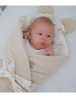 Rożek niemowlęcy Sweet Grain & Ivory