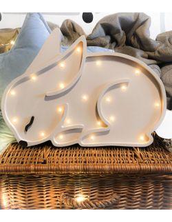 Lampka Happy Rabbit Królik