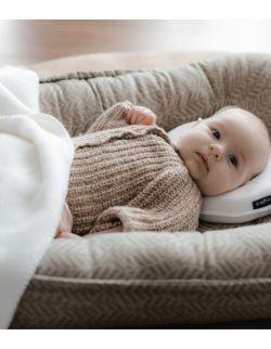 Kokon / Gniazdko niemowlęce Mint spots