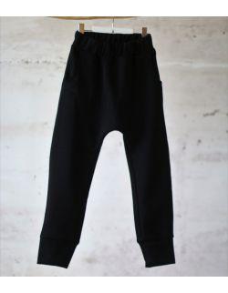 spodnie dresowe czarny uszytek ROZMIARY OD 98-104 DO 134-140