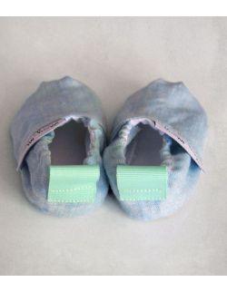 Buciki błękitne