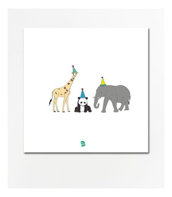 Zaproszenia Urodzinowe Dla Dzieci Zoo Taki Papier Mamaville