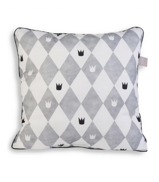 Poduszka Lazy Pillow Born to wear a crown 45x45