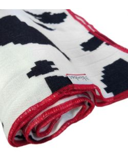 Otulacz bambusowy 120x120 - Cyber Cow