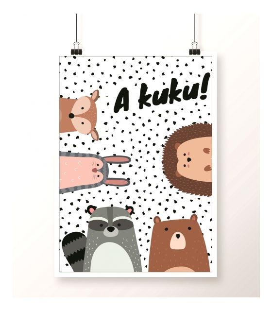 Plakat A KUKU A3