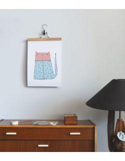 "Plakat ""MATILDA"" 50x70"