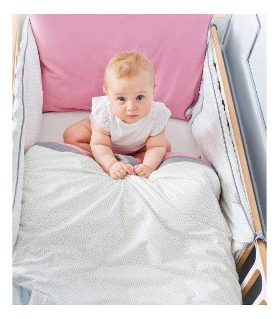 Ochraniacz na łóżeczko s/m