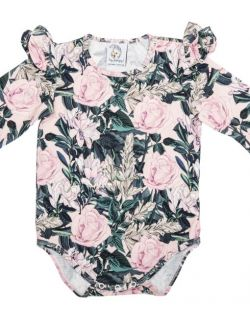 BODY Z FALBANKAMI ROSES BY ALEOSA