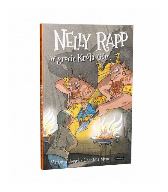 Nelly Rapp w grocie Króla Gór